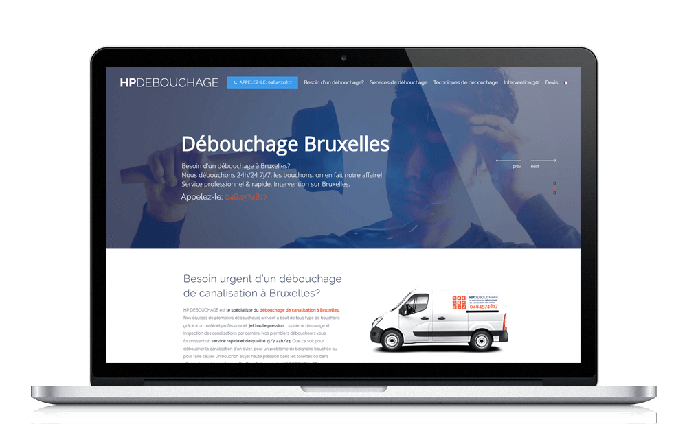 création-de-site-HP-DEBOUCHAGE