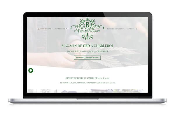 Boutique en ligne pour Maison privée